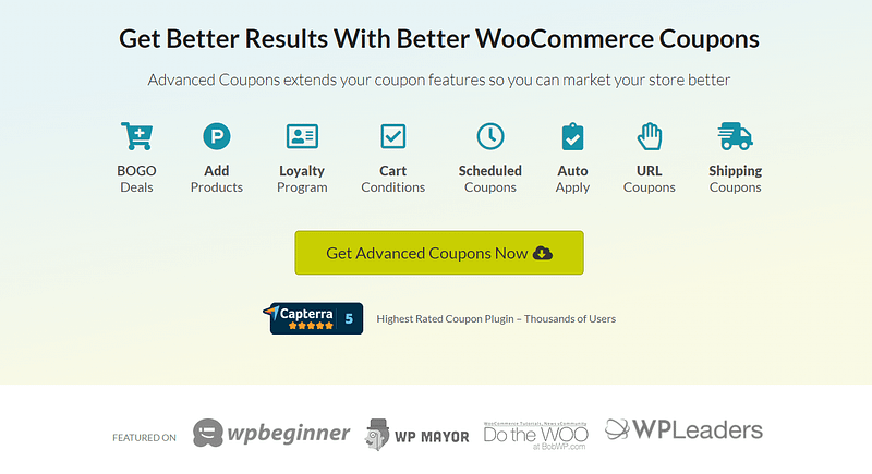 How To Create WooCommerce BOGO Deals With Advanced Coupons